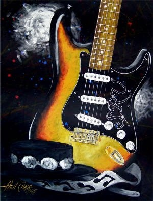 SRV's guitar!! I have to have this!