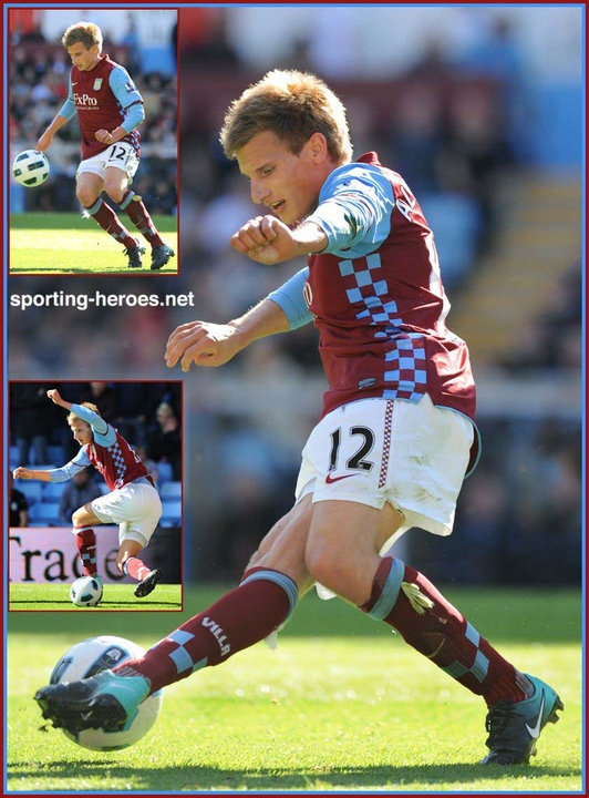 Marc Albrighton - joined Aston Villa aged 8, and made his first team debut in 2009. He played for Wigan on loan in 2013. He was released by Villa in 2014, when he signed for Leicester.