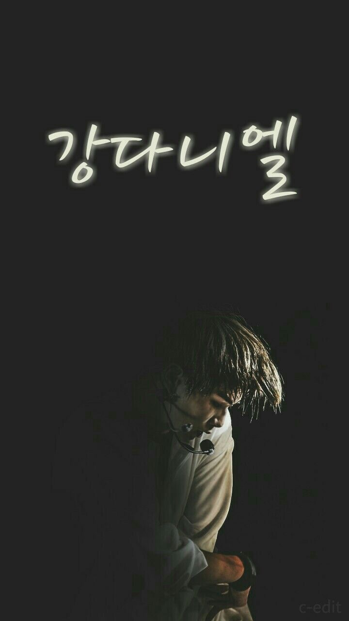 Wallpaper Kang Daniel | #c-edit