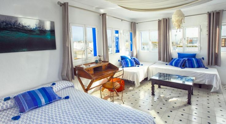 La Estrella de Tarifa Tarifa This colourful and cheerful hotel is located in the historic centre of Tarifa and is housed in a traditional, beautifully renovated property. Enjoy a relaxing, musical ambience and free Wi-Fi.