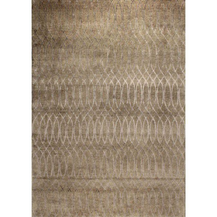 Светло-серый ковер Jerico Light Grey #ковер #carpets #designe