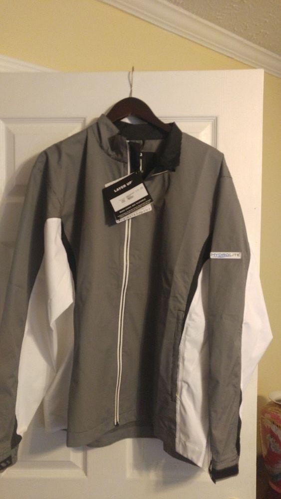 New Footjoy Dryjoy Hydrolite Layerup Waterproof Coat Men's Large $99 Free Ship   Sporting Goods, Golf, Golf Clothing, Shoes & Accs   eBay!