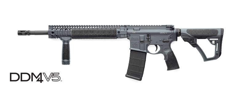 Daniel Defense M4 Carbine, V5™ (Daniel Defense Tornado®)Find our speedloader now!  http://www.amazon.com/shops/raeind