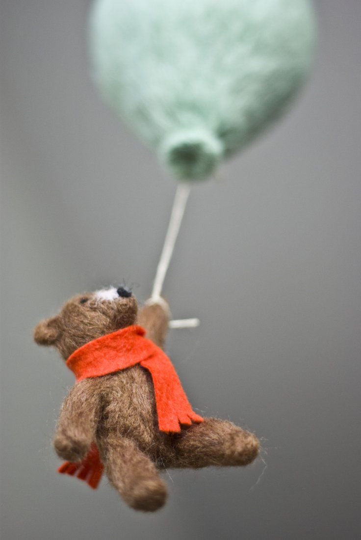 Teddys song - big balloon (proj. Bahama Mama), do kupienia w DecoBazaar.com