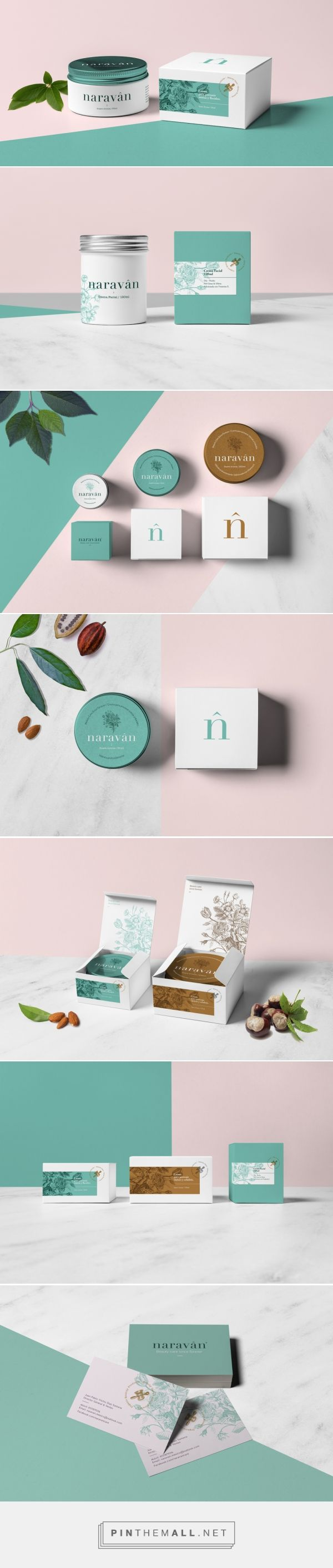 Naravân — natural beauty care products by Memo & Moi