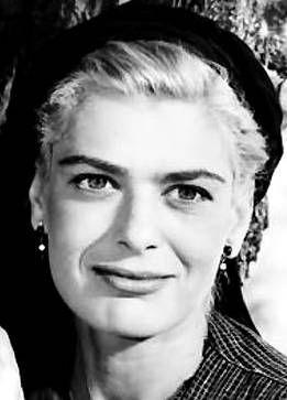Melina Mercouri - Née Maria Amalia Mercouris le 18 octobre 1920 à Athènes (Grèce) - Décédée d`un cancer le 6 mars 1994 à New York