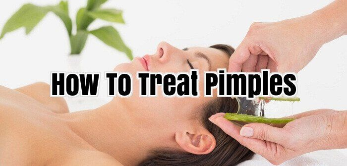 How To Treat Pimples #AcneTreatment