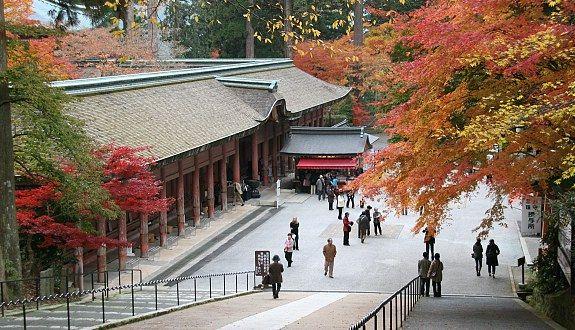Enryakuji Temple (Mount Hieizan)