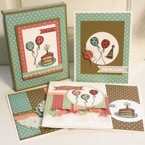 Stampin' Up!, Sketched Birthday, Craft Project Central