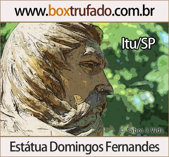 Estátua Domingos Fernandes
