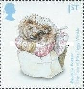 [The 150th Anniversary of the Birth of Beatrix Potter, 1866-1943, type DOA]