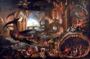 Image result for greek underworld