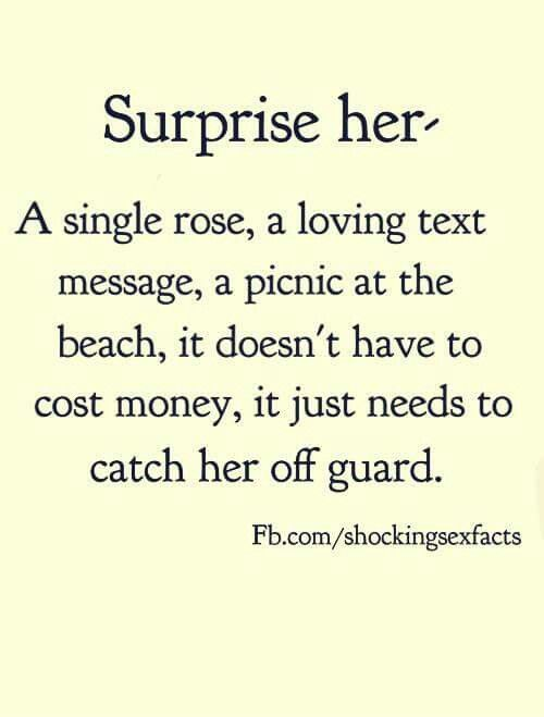 Or just show up at her door telling her how much you missed her and just had to be by her side!! I love you soooo much!!❤❤❤