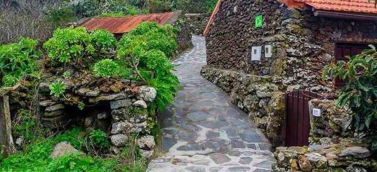 Tiñor, el pueblo mas pequeño - El Hierro