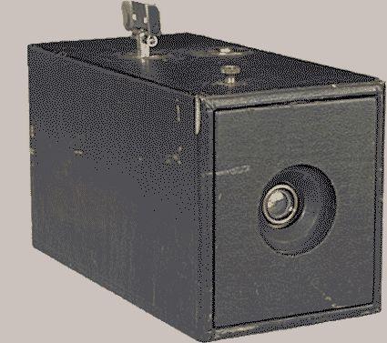 first kodak camera, 1888