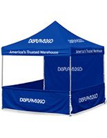 Use these booth displays at a trade show to help outfit your space.