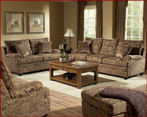 Homelegance Sofa Set Juliette EL-9884 by Homelegance. $2369.00. Juliette Sofa Set Collection.A traditional twist on transitional styling, this Sofa Set Collection?s rich floral chenille adds an air of casual elegance for your living space. Plush seating is backed by decorative knife-edge pillows and supported by dark cherry finished bun feet. This collection features chenille material with 8-Way-Hand-Tied. Includes: 1 x Sofa - EL-9884-3 1 x Love Seat - EL-9884-2 1 x Cha...