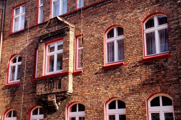 Nikiszowiec - Old District In Katowice