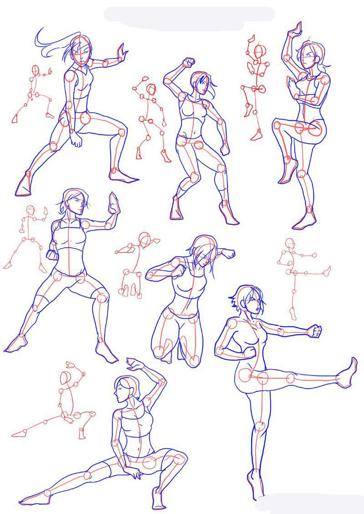 how-to-draw-fighting-poses-step-3_1_000000062725_5
