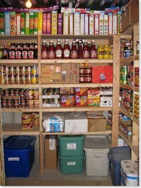 Food Storage Church Of Jesus Christ Of Latter Day Saints