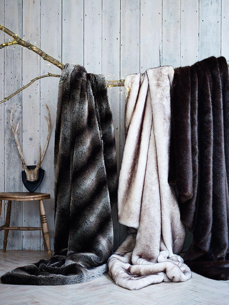Luxurious Supersoft Fur Throw- wolf  http://www.coxandcox.co.uk/new/luxurious-supersoft-fur-throw-wolf