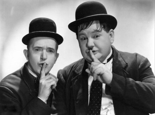 Laurel and Hardy - legends