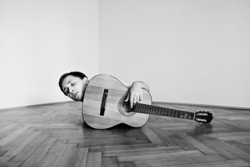 Missing stuff is cool.Surrealist Photography, Body Parts, Plays Guitar, Guitar Man, Surrealism Photography, Portraits Photography, Oleksandr Hnatenko, Photography Blog, Photography Inspiration