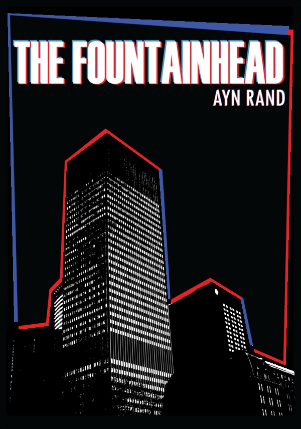 Ayn Rand Book Cover Art : Best atlas shrugged and the fountainhead images on