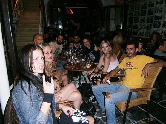 Avalon Metal Café Bar, Chania