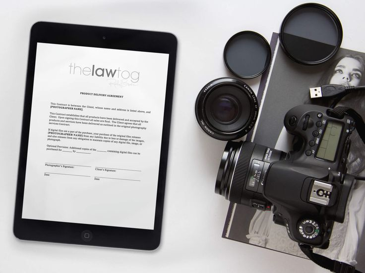 Check out TheLawTog's recommended photography business ideas and resources for photographers - including free contract templates, ebooks and more!