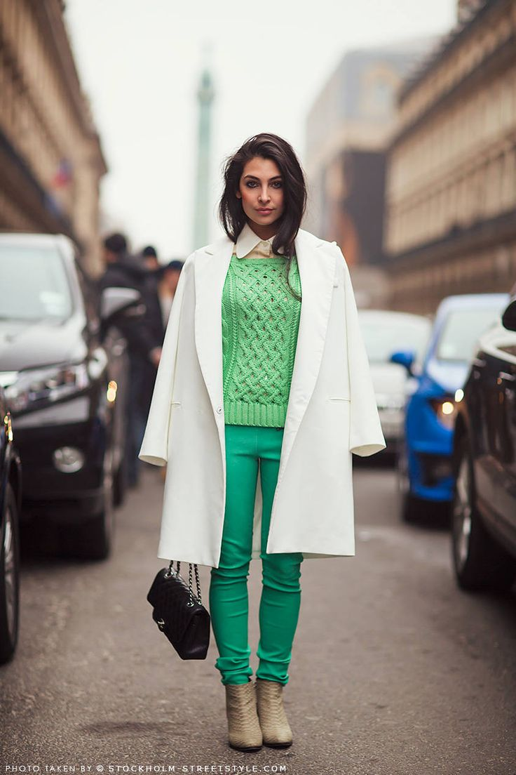Knitwear Street Style Ideas for This Winter , Fashion Fuz