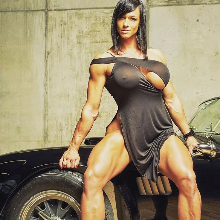 brazil muscle girls nude