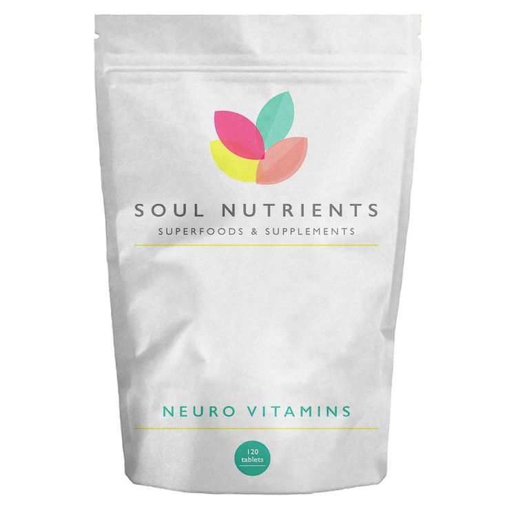 Neuro Vitamins- 120 Tablets