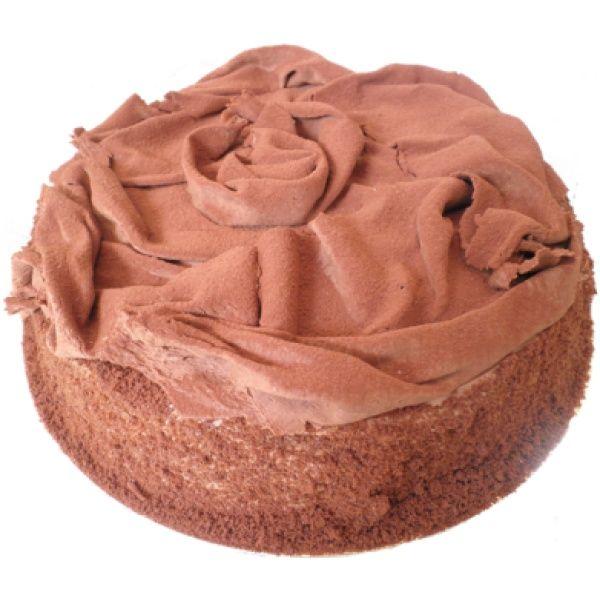 Selva Nera, farcita con panna bianca e panna al cioccolato. Coperta con vele di cioccolato. Surgelati Russo, il tuo rivenditore di prodotti ittici #surgelati a #Battipaglia dal 1993.