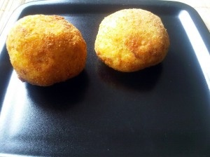 The secrets for perfect homemade arancini | Homemade and The O'jays