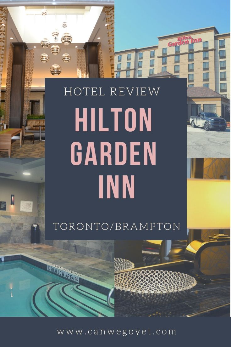 Hilton Garden Inn Toronto Brampton With Images Hotel Reviews