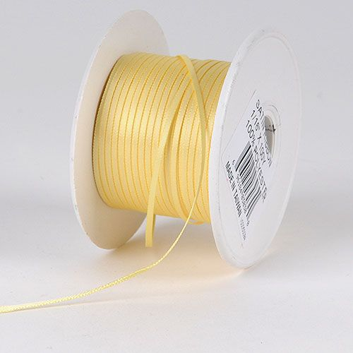 Baby Maize – #Satin #Ribbon 1|8 and 1|16 inch 100 yards 1/16 inch 100 Yards   http://ribbons.cheap/product/baby-maize-satin-ribbon-18-and-116-inch-100-yards-116-inch-100-yards/