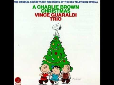 A Charlie Brown Christmas by Vince Guaraldi Trio (full album, 1965) // my absolute favorite Christmas album.