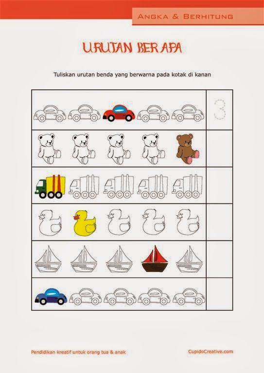 Belajar Bahasa Arab Anak Bilangan Belajar Hitung Anak