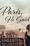 I love reading about Paris. Every book I read takes me along the Seine in my mind as I eat a wonderful pastry. This is an easy read - perfect for a plane. I do question if it is not a tad outdated with the acceptance of French men having affairs. I know some French men who do not have lovers and if they did, more fool them as their wives are hot!