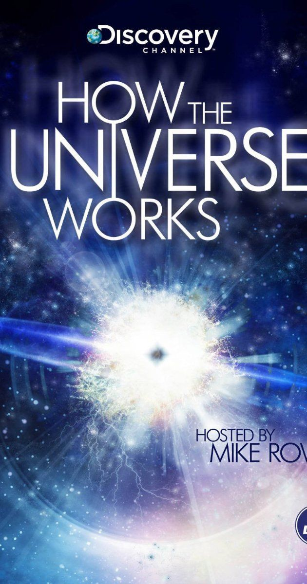 How the Universe Works (TV Series 2010– )