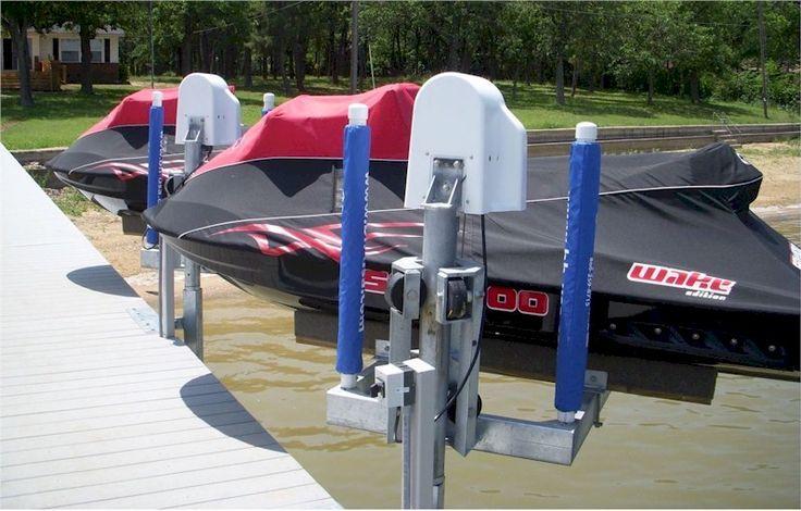 Boat Hoist USA PWC Lift from Boat Lifts 4 Less