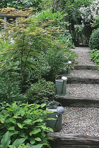 Les  Meilleures Images Du Tableau Jardin Alles Bordures Sur