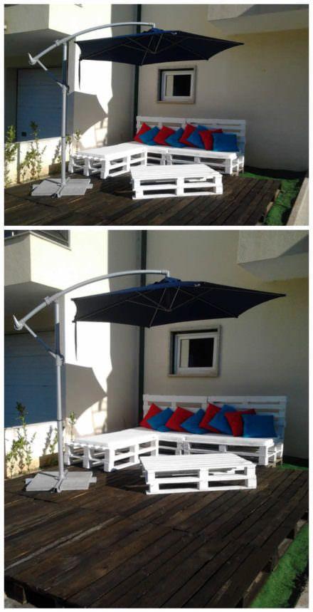 My Pallets Terrace
