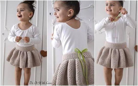 424 besten Baby dresses Bilder auf Pinterest | Babyhäkelei ...