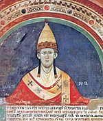 Innocent III  Papacy began	8 January 1198  Papacy ended	16 July 1216  Predecessor	Celestine III  Successor	Honorius III  Personal details  Birth name	Lotario de' Conti di Segni  Born	1160 or 1161  Gavignano, Papal States, Holy Roman Empire  Died	16 July 1216 (aged 54–55)  Perugia, Papal States, Holy Roman Empire