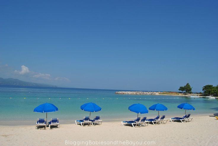 AquaSol Beach - Affordable Cruise Excursions in Montego Bay Jamaica #BayouTravel