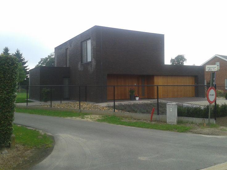 Bakstenen huis buitenkant huis pinterest - Huis buitenkant ...