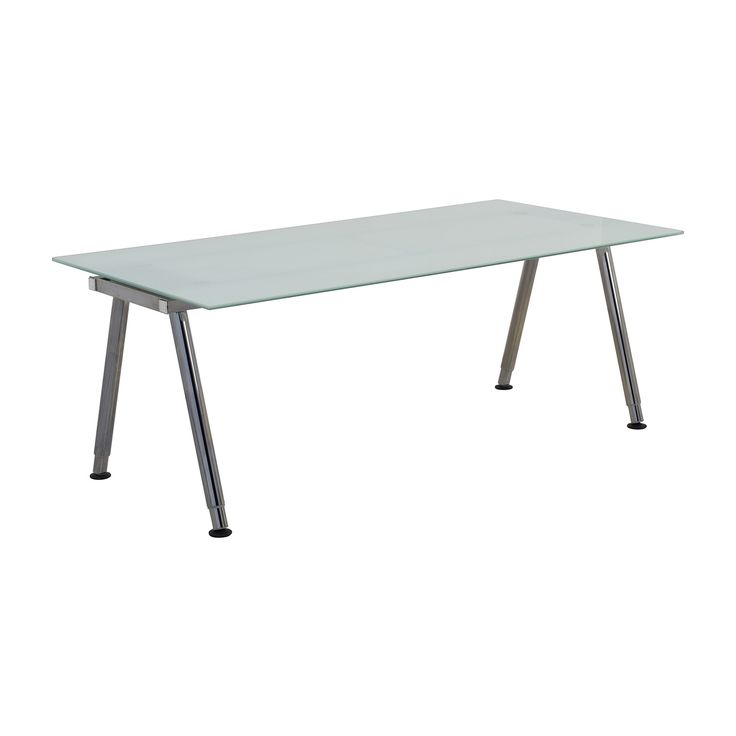 Ikea Galant Glass Desk - Best Home Office Desk Check more at http://
