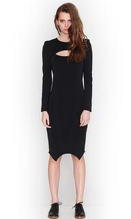 Ladies Dresses in Australia   Rhianna Body-Con Dress   HONEY & BEAU
